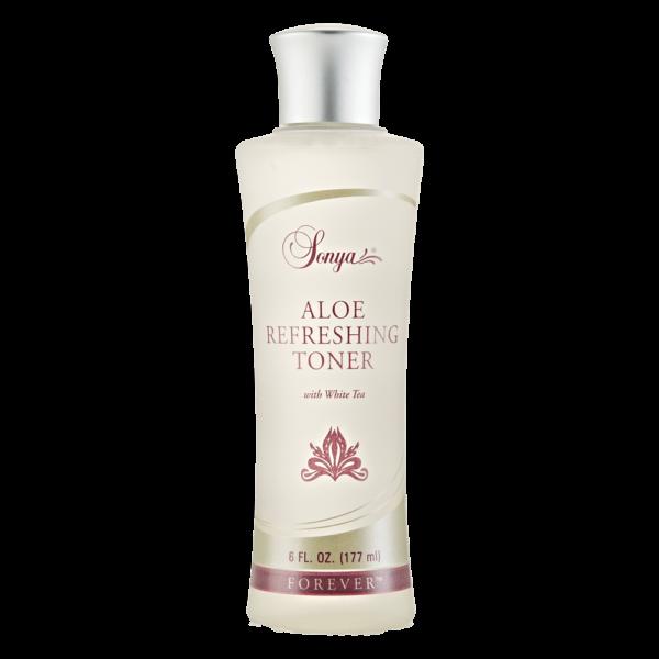 forever-sonya-aloe-refreshing-toner-crema-corpo